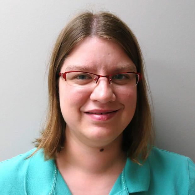 Photo of graduate student Natalie Deans