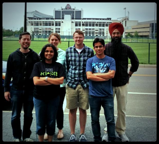 Singh Lab Members 2015