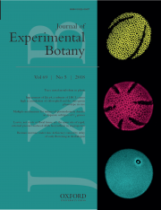 Journal of Experimental Botany cover