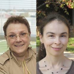 Anita Hopper and Anna Dobritsa