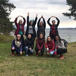Molecular Genetics Students in Norway