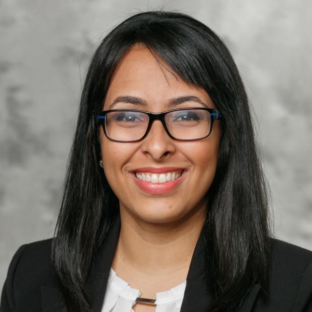 Photo of graduate student Priscila Rodriguez Garcia