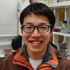 Photo of graduate student Zhongxia Yi