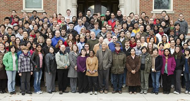 Molecular Genetics Faculty, Staff and Students